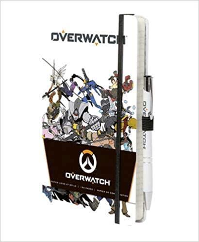 OVERWATCH- Notebook