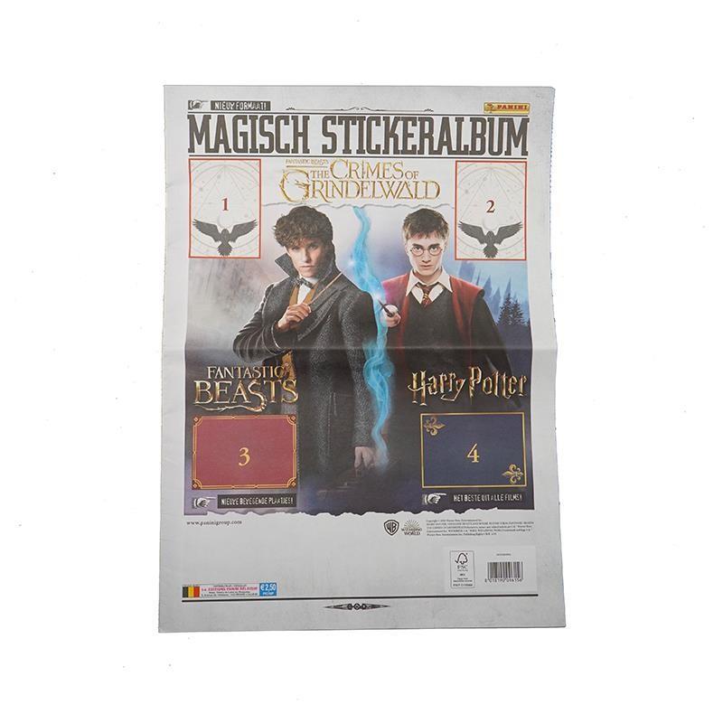 PANINI - Album - Fantastic Beast 2 - Magische Sticker Album - NL