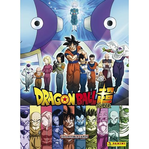 PANINI - DRAGON BALL SUPER - Album Trading Cards