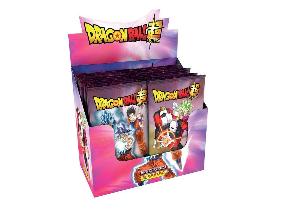 PANINI - DRAGON BALL SUPER - Trading Cards Boite de 24 Pochettes de 5p