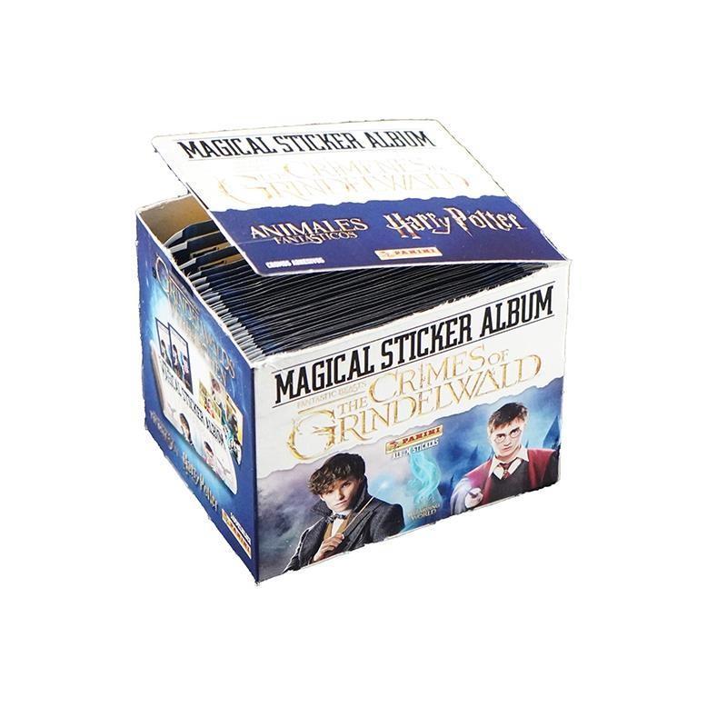 PANINI - Stickers - Fantastic Beast 2 - Boite de 50 Pochettes de 5 St.