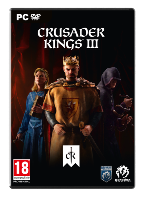 Crusdader Kings III (BOX UK)