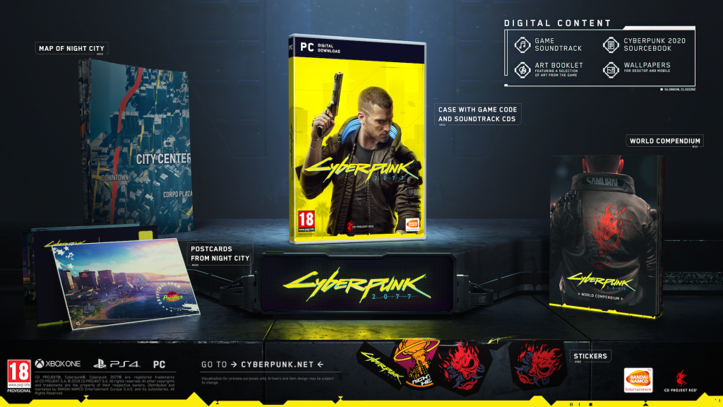 Cyberpunk 2077  Day One Edition_1