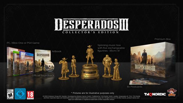 Desperados 3 Collectors Edition_1