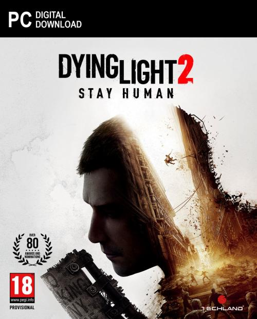 Dying Light 2 - Stay Human ( Code in Box )
