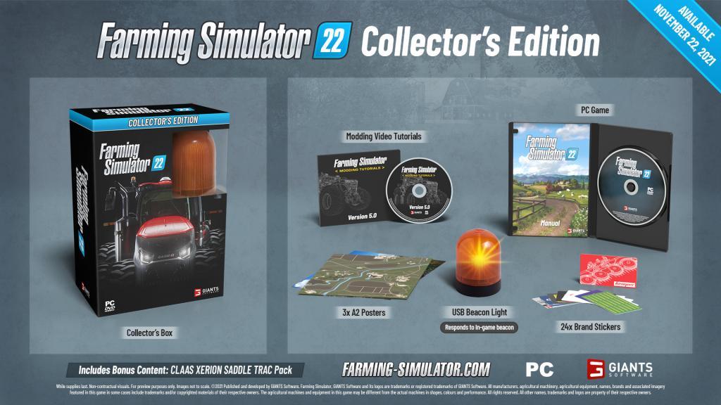 Farming Simulator 22 - Collector's Edition_2