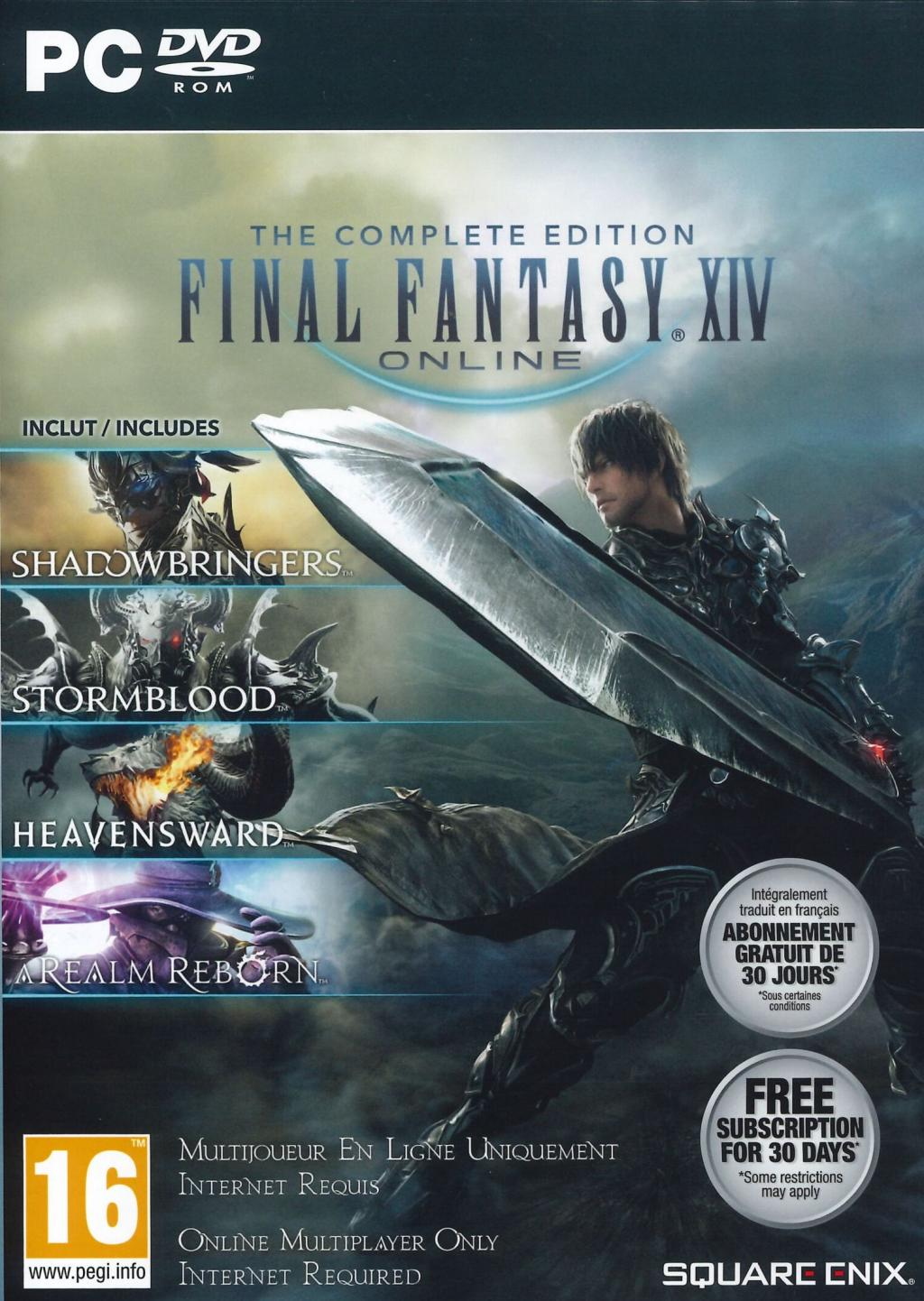 Final Fantasy XIV Complete Edition_1