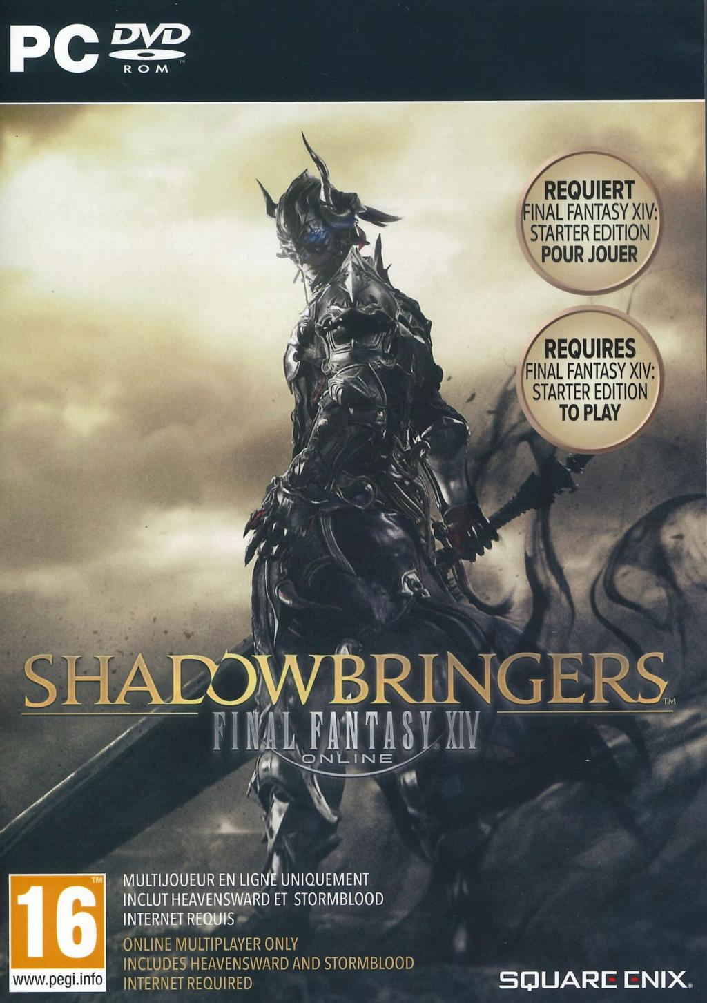 Final Fantasy XIV Shadowbringers_1