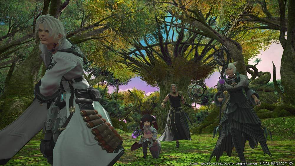 Final Fantasy XIV Shadowbringers_3