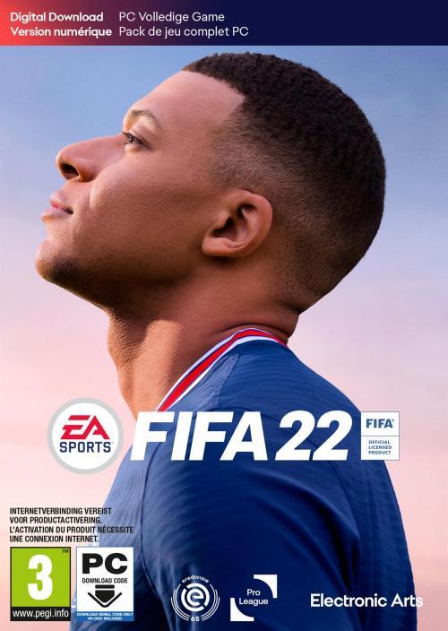 FIFA 22 (Code in Box)