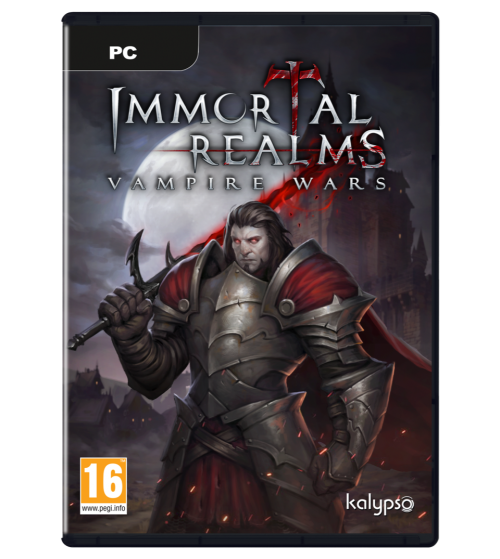 Immortal Realms - Vampire Wars ( BOX UK)