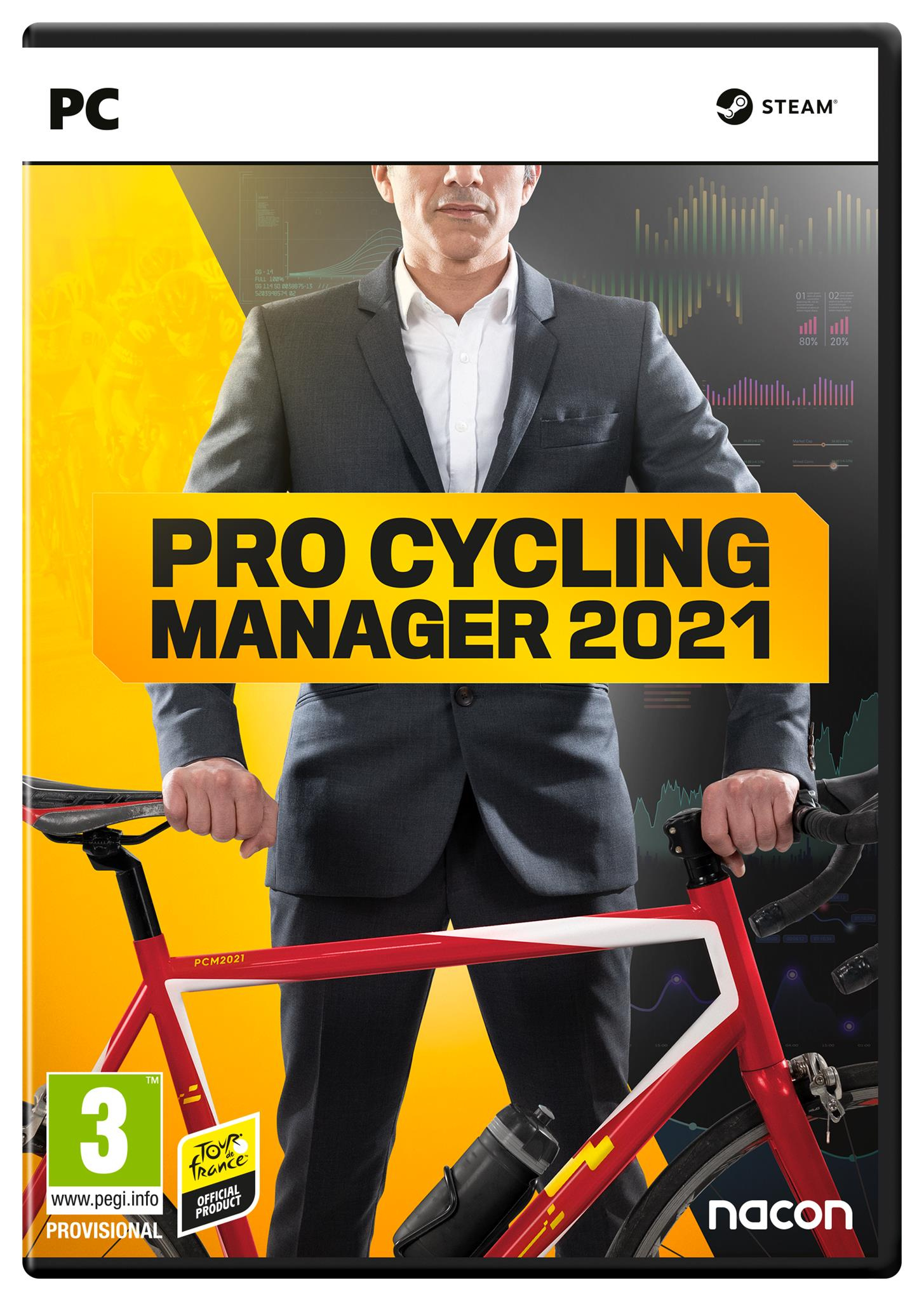Pro Cycling Manager 2021 [FitGirl Repack] - Multi - ISO -