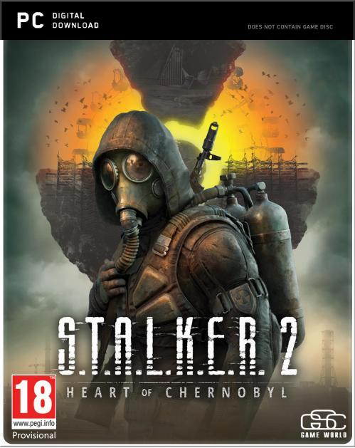 S.T.A.L.K.E.R. 2: Heart of Chernobyl  (BOX UK)