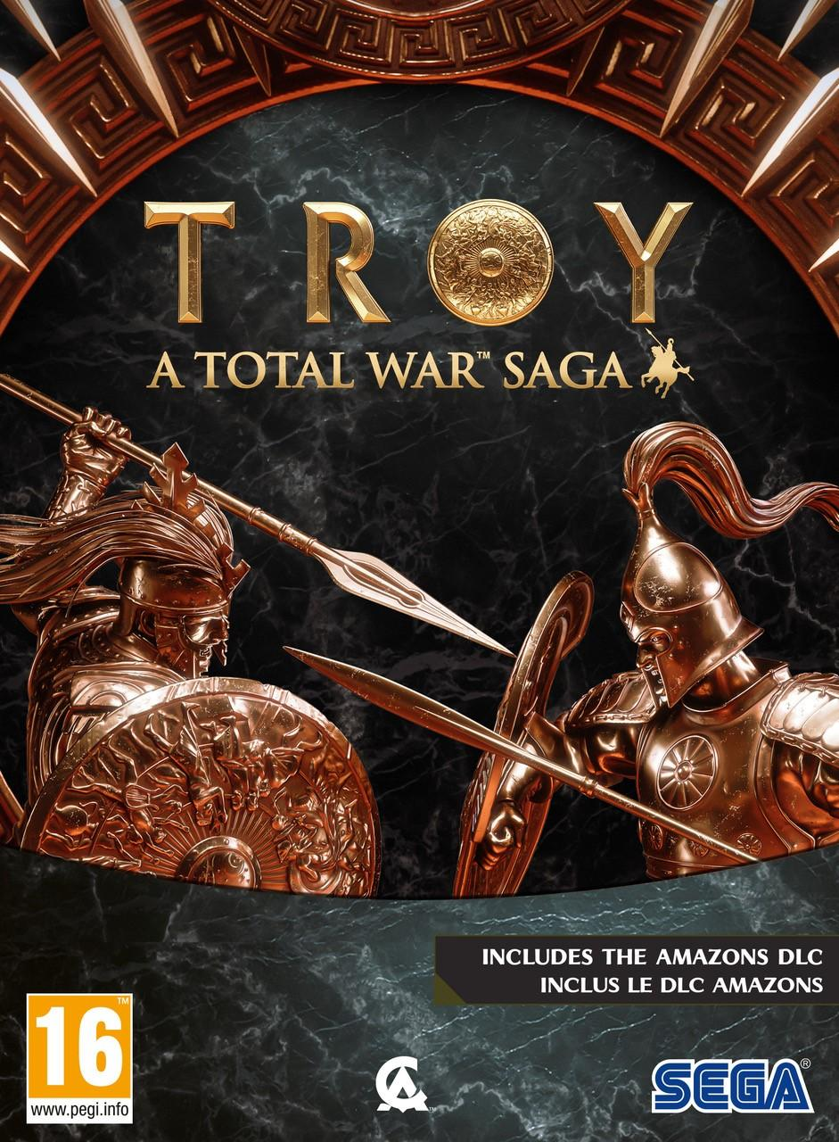 Total War SAGA - TROY Limited Edition (incl. Amazons DLC)_1