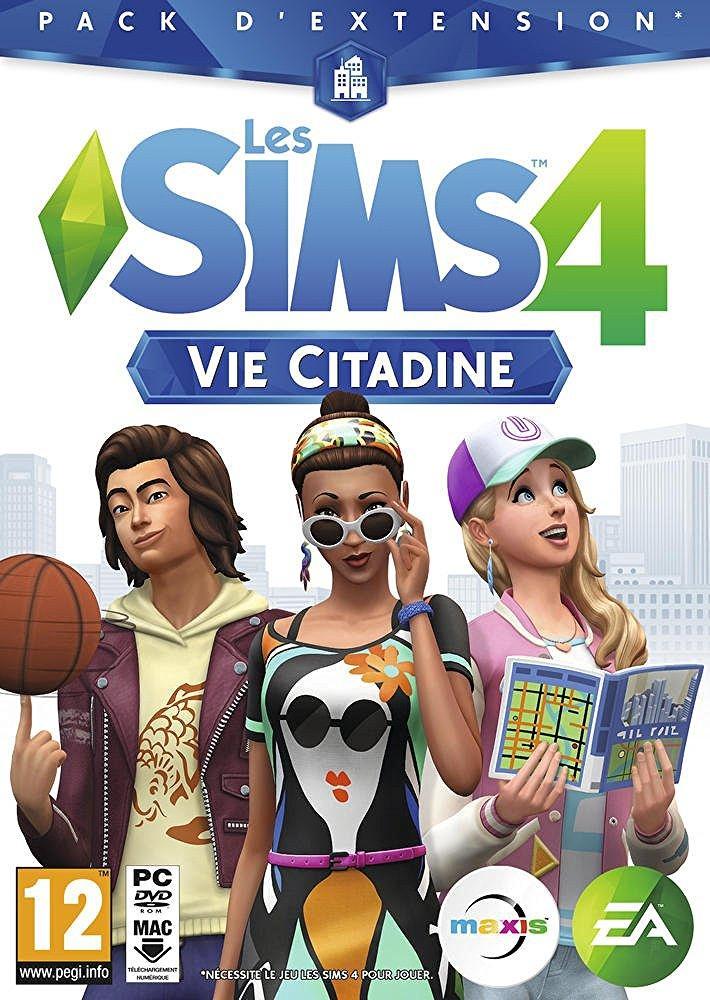 Les Sims 4 Vie Citadine (Extention Pack)