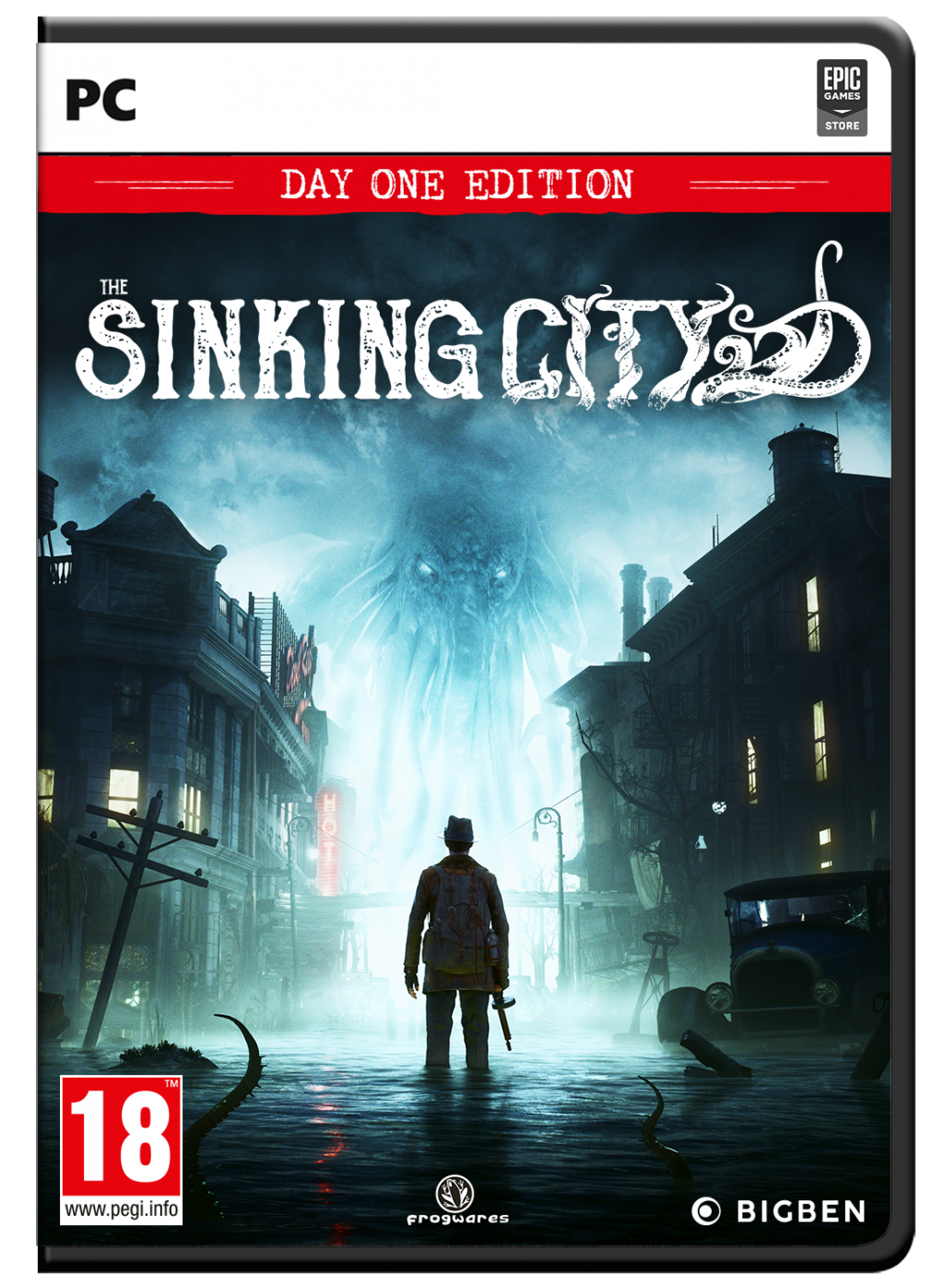 The Sinking City - Day One Edition_1