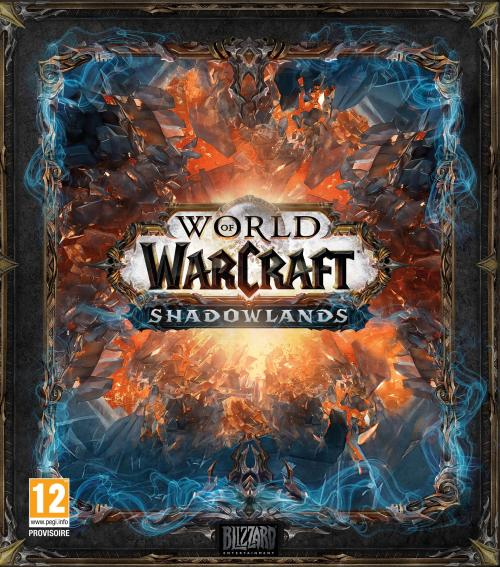 WOW Shadowlands Collector Edition