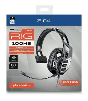 Plantronics - RIG 100 HS Official Headset PS4_1