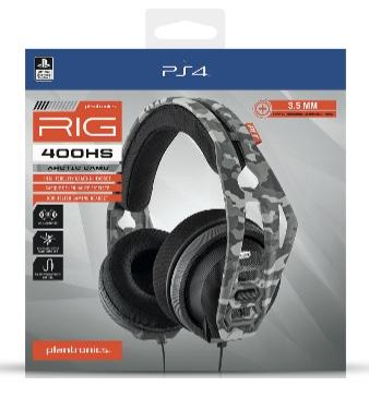 Plantronics - RIG 400 HS Official Headset Camo PS4_2