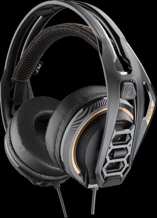 Plantronics - RIG 400 PRO HC ATMOS Headset PS4/XBOX/PC/MOBILE