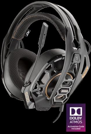Plantronics - RIG 500 PRO HC Headset PS4/XBOX/PC/MOBILE