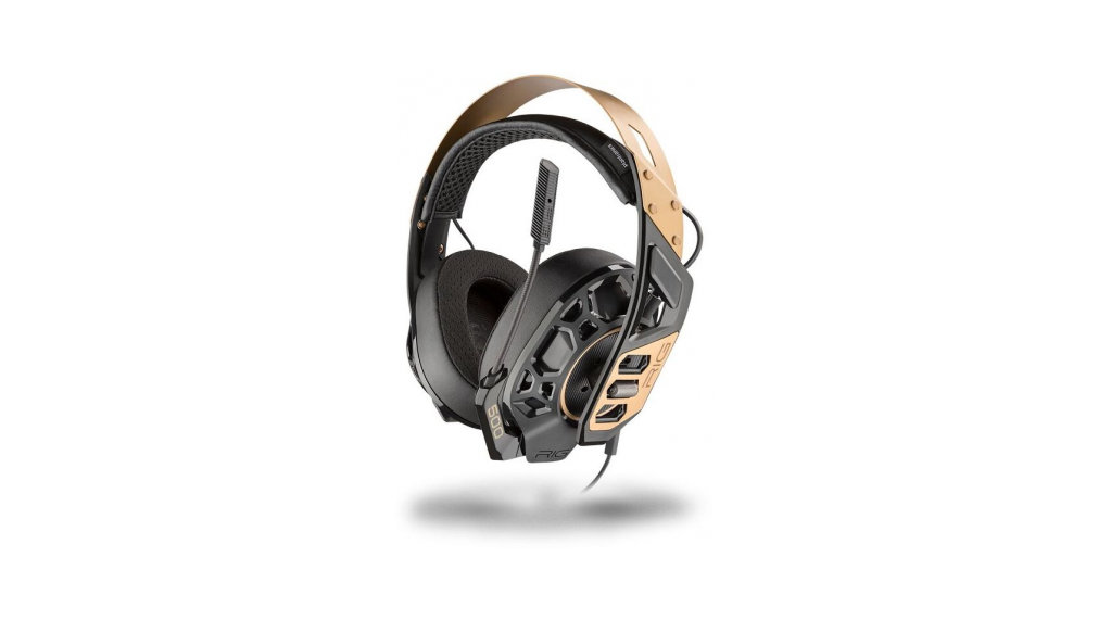 Plantronics - RIG 500 PRO GOLD ATMOS Headset PS4/XBOX/PC/MOBILE_1