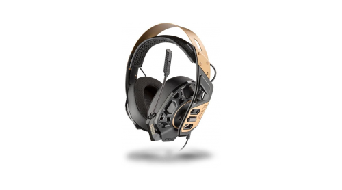 Plantronics - RIG 500 PRO GOLD ATMOS Headset PS4/XBOX/PC/MOBILE