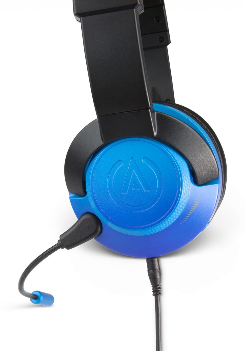 POWER A - Fusion Wired Gaming Headset Sapphire (PS4/XBONE/PC//MOBILE)_4