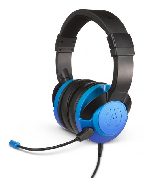 POWER A - Fusion Wired Gaming Headset Sapphire (PS4/XBONE/PC//MOBILE)