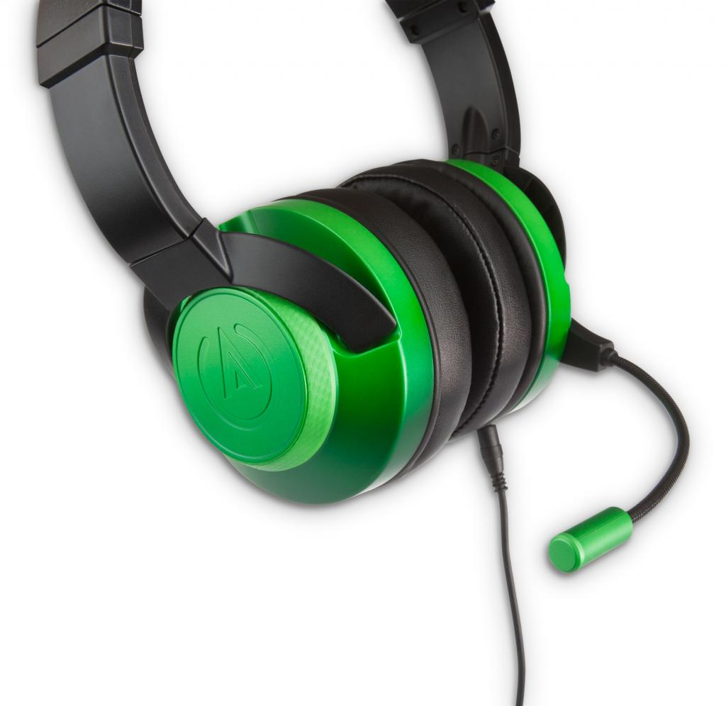 POWER A - Fusion Wired Gaming Headset Emerald (PS4/XBONE/PC//MOBILE)_3