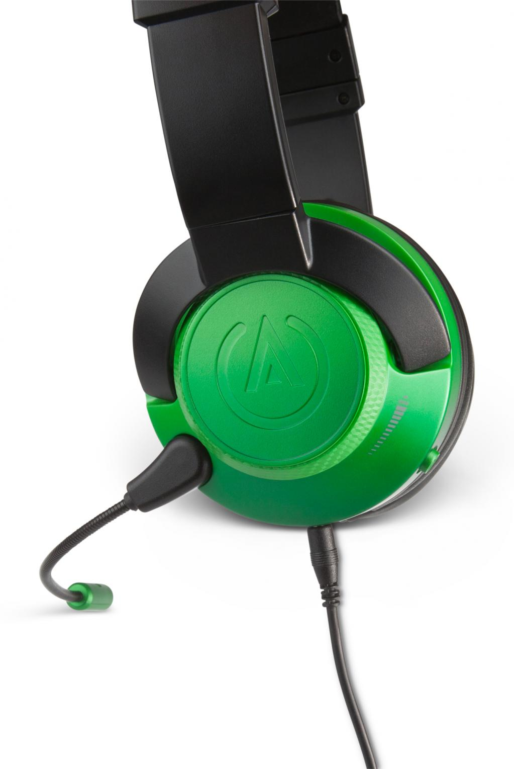 POWER A - Fusion Wired Gaming Headset Emerald (PS4/XBONE/PC//MOBILE)_4