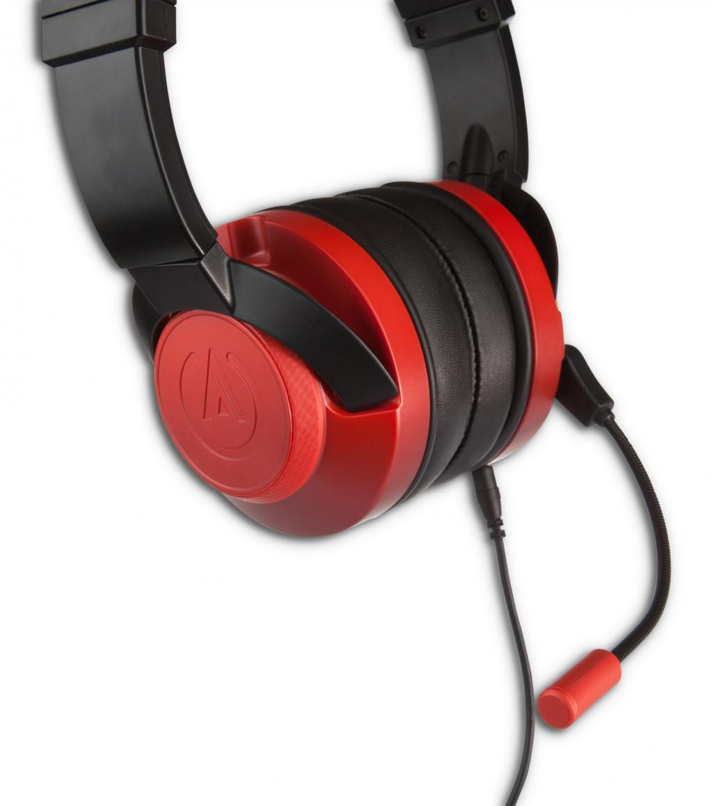 POWER A - Fusion Wired Gaming Headset Crimson (PS4/XBONE/PC//MOBILE)_3