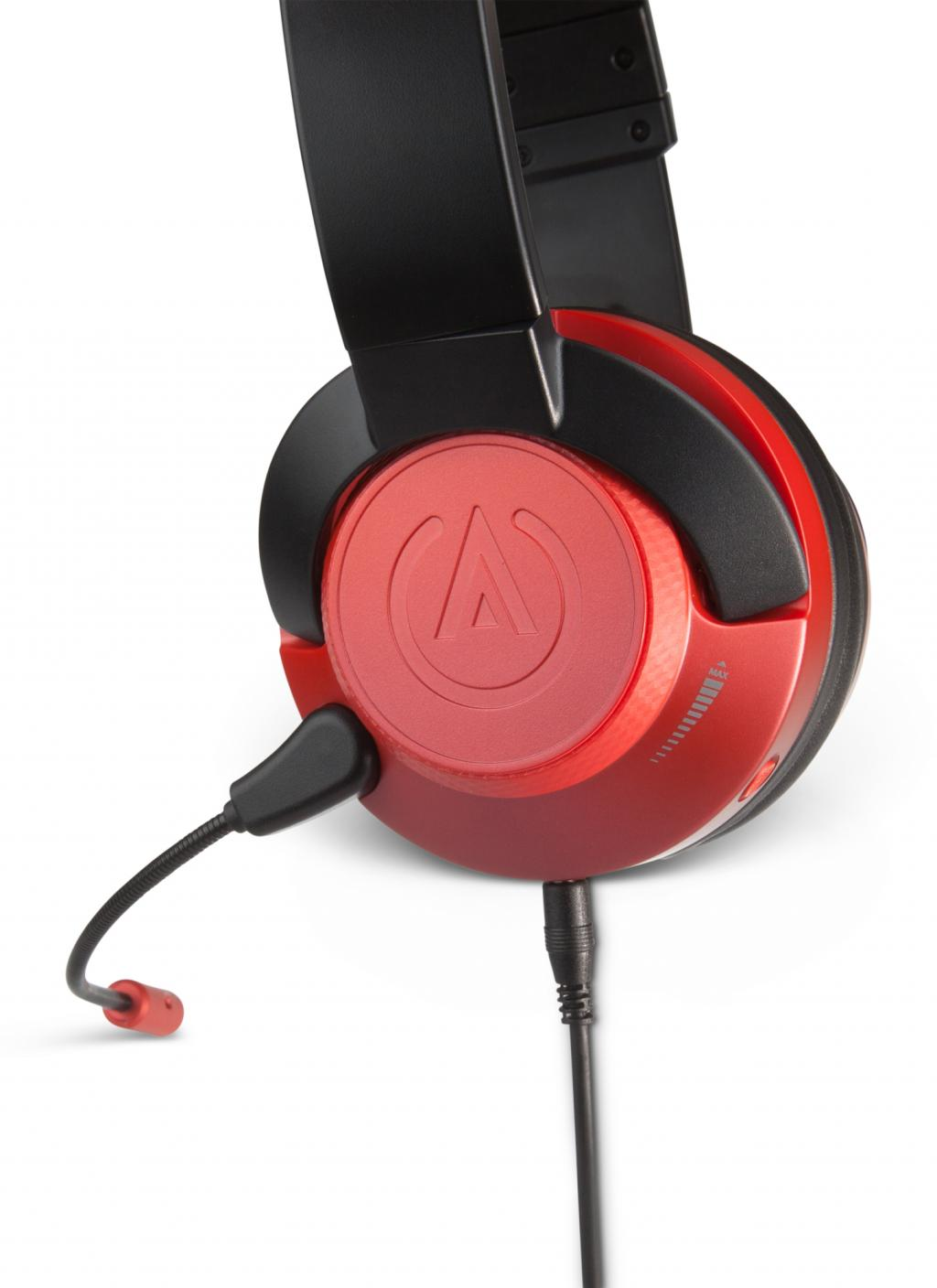 POWER A - Fusion Wired Gaming Headset Crimson (PS4/XBONE/PC//MOBILE)_4
