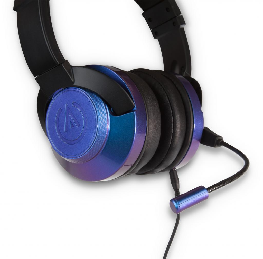 POWER A - Fusion Wired Gaming Headset Nebula(PS4/XBONE/PC/MAC/MOBILE)_3