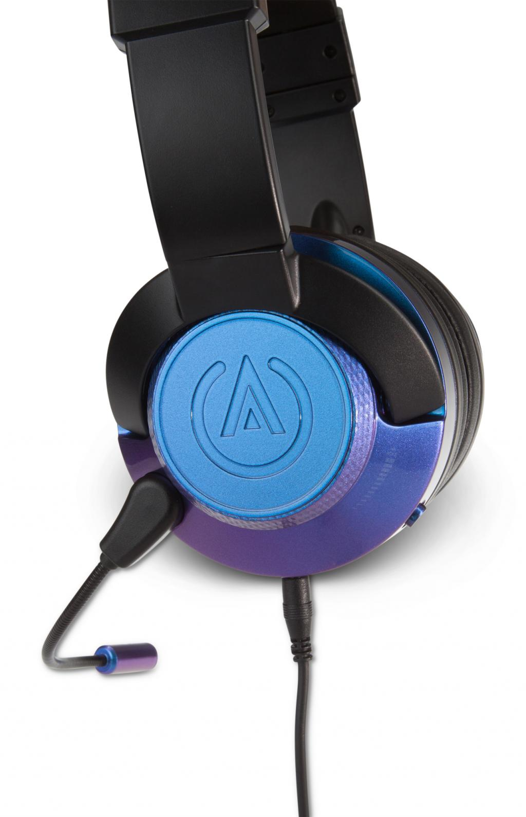 POWER A - Fusion Wired Gaming Headset Nebula(PS4/XBONE/PC/MAC/MOBILE)_4