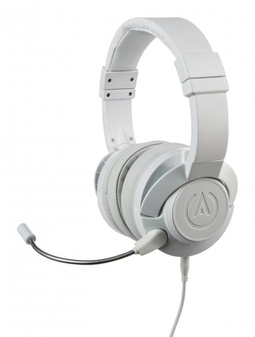 POWER A - Fusion Wired Gaming Headset White (PS4/XBONE/PC/MAC/MOBILE)