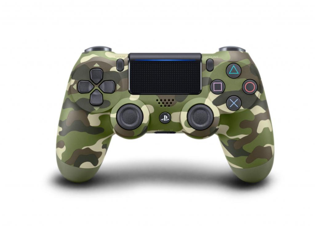 Control Pad Wireless DUALSHOCK 4 Officiel (Camo) V2 - PS4_2