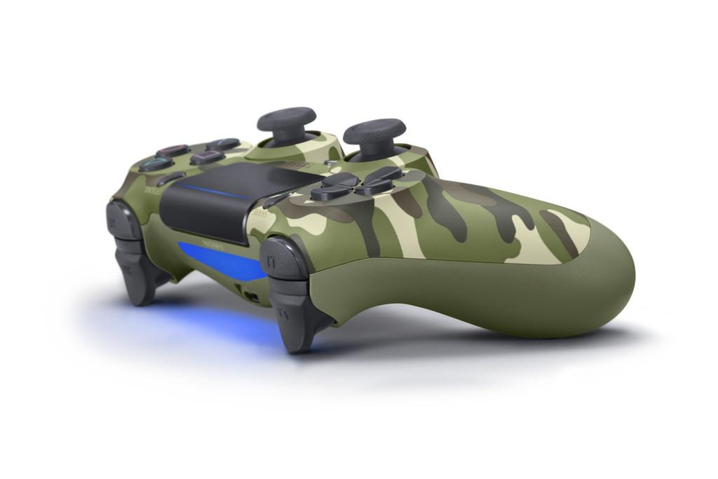 Control Pad Wireless DUALSHOCK 4 Officiel (Camo) V2 - PS4_3