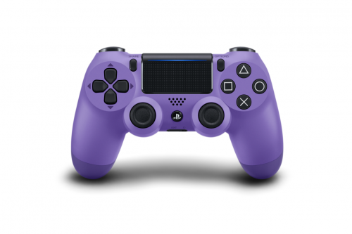 Control Pad Wireless DUALSHOCK 4 Officiel Electric Purple V2 - PS4