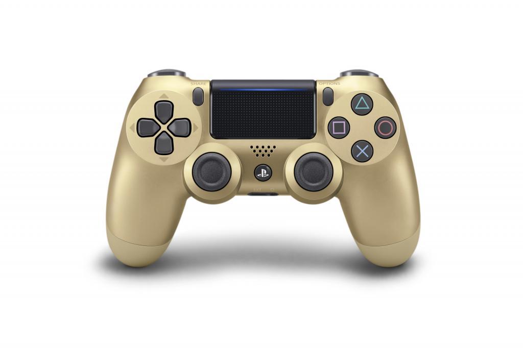 Control Pad Wireless DUALSHOCK 4 Officiel (Gold) V2 - PS4