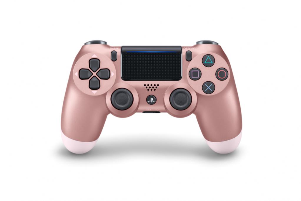 Control Pad Wireless DUALSHOCK 4 Officiel Rose Gold V2 - PS4