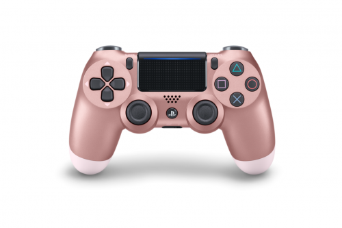 Control Pad Wireless DUALSHOCK 4 Officiel Rose Gold V2 - PS4