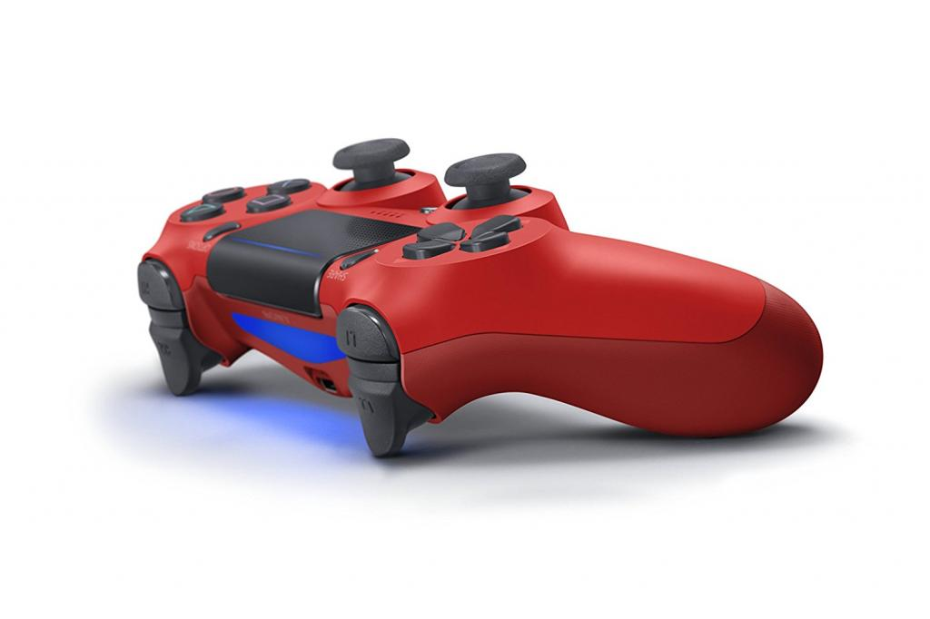 Control Pad Wireless DUALSHOCK 4 Officiel (Red) V2 - PS4_3