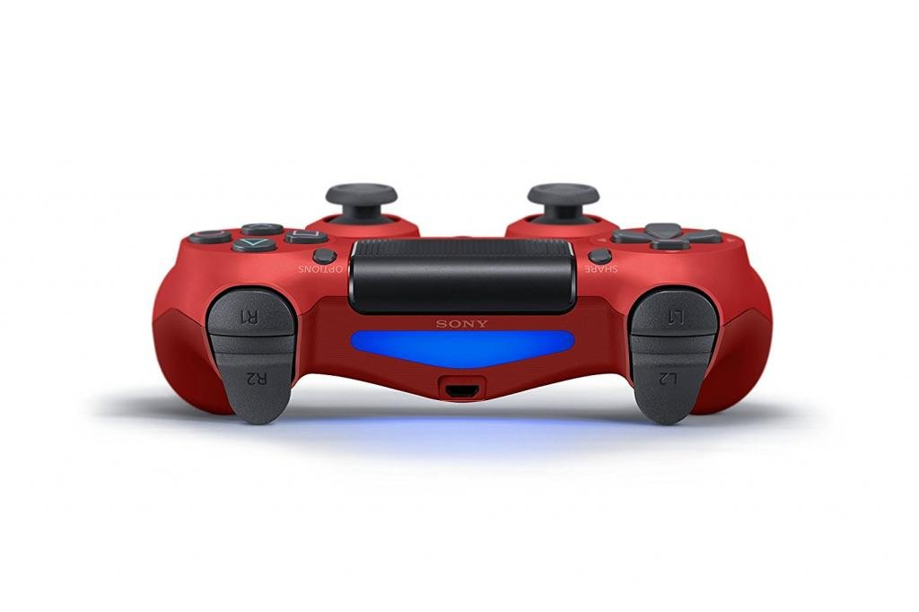 Control Pad Wireless DUALSHOCK 4 Officiel (Red) V2 - PS4_4