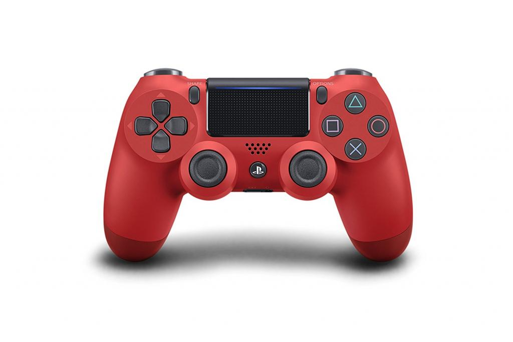 Control Pad Wireless DUALSHOCK 4 Officiel (Red) V2 - PS4_6
