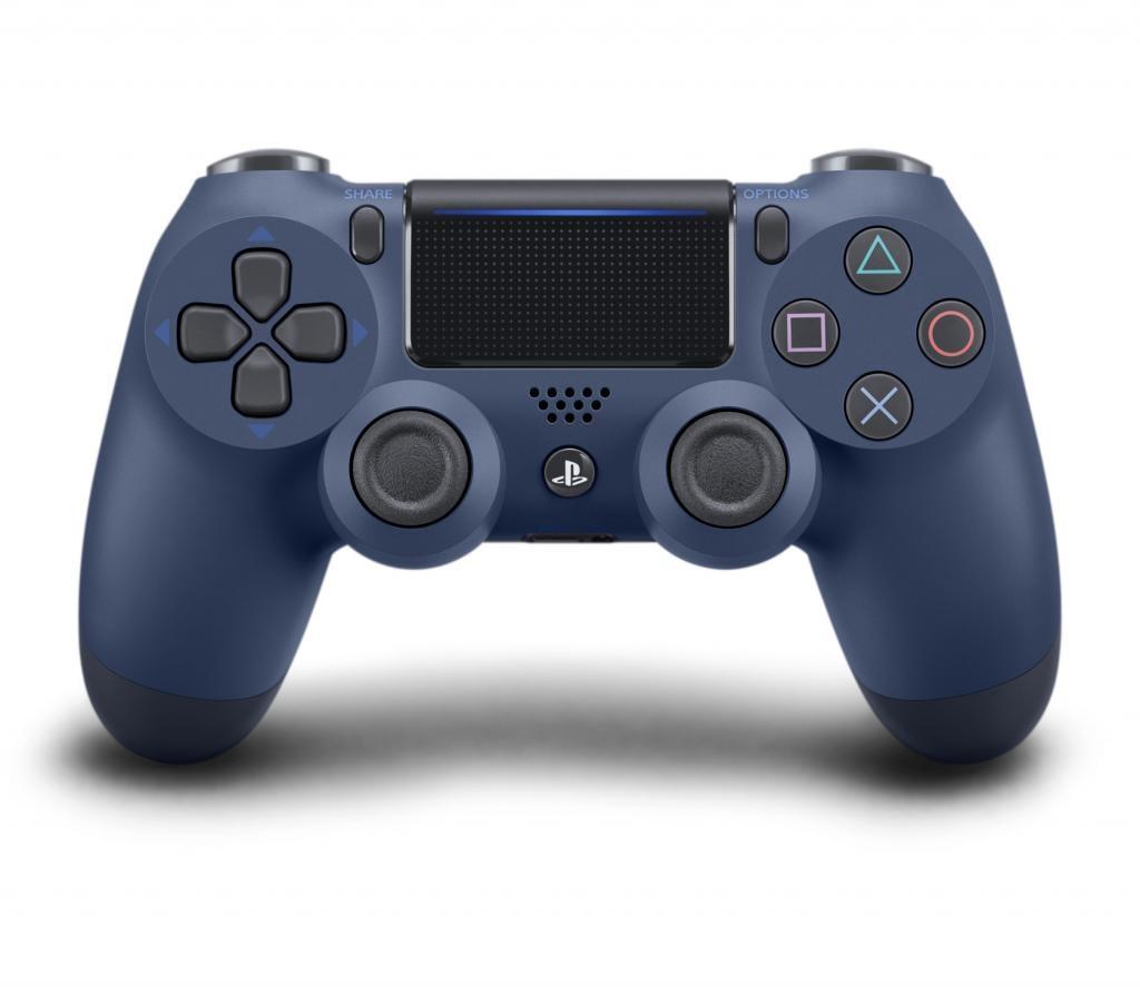 Control Pad Wireless DUALSHOCK 4 Officiel Midnight Blue  V2 - PS4_2