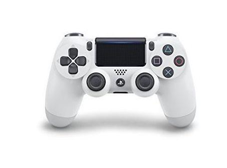 Control Pad Wireless DUALSHOCK 4 Officiel (Glacier White) V2 - PS4_1