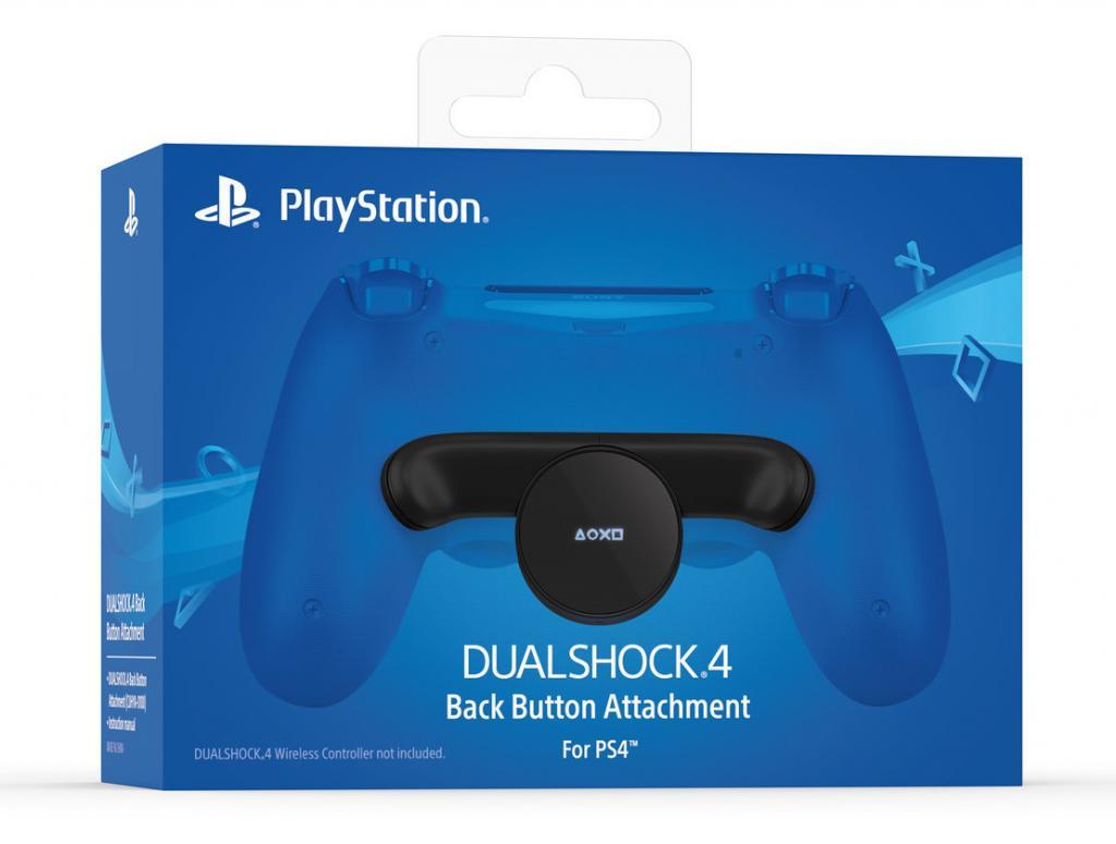 DualShock 4 Back Button Attachment PS4 (Officiel Playstation)_1