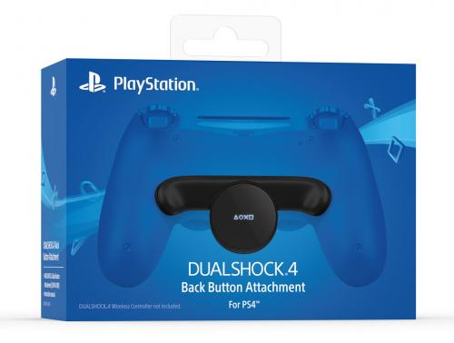 DualShock 4 Back Button Attachment PS4 (Officiel Playstation)