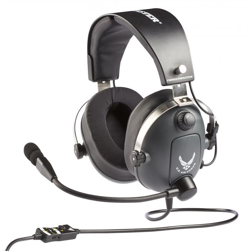 Gaming Headset T Flight  U.S Air Force Edition PS4/XBOX/PC_3